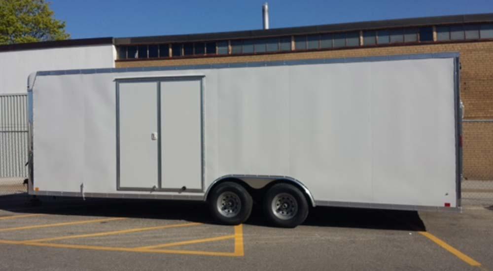Enclosed Car Trailer Rentals Toronto Car Lift Installers And Car